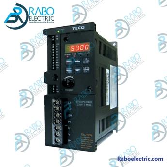 اینورتر تکو 0.75KW - 1HP ورودی تکفاز S310-201-H1D