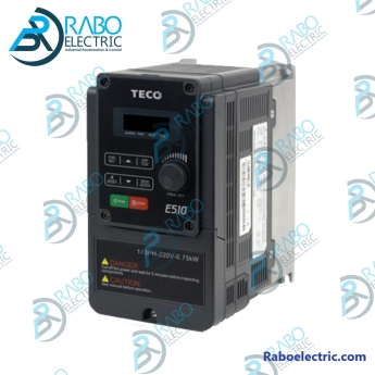اینورتر تکو 11KW - 15HP ورودی سه فاز E510-415-H3