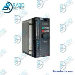 اینورتر یولیکو 0.4KW - 0.5HP ورودی تکفاز YD101-00P4-T2S