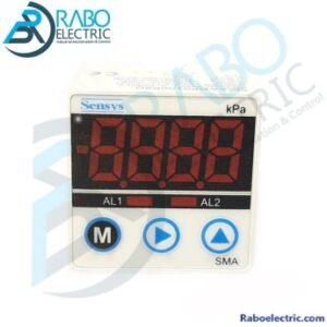 ترانسمیتر فشار 1_1- بار خلا (کامپوند) سنسیس کد SMAAGNC100R8G
