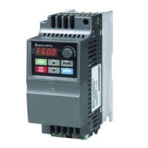 اینورتر دلتا 0.75KW - 1HP ورودی تکفاز VFD007EL21A