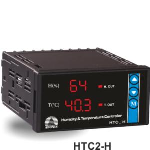 کنترل کننده های یکچارچه رطوبت و دما مدل HTC2-H